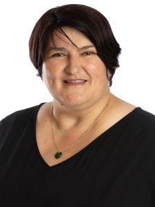 Karen Scott, chief executive